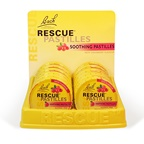 Bach Flower Remedies Rescue Pastilles Cranberry