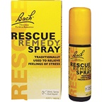 Bach Flower Remedies Rescue Remedy Spray