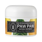 Brauer Paw Paw Natural Ointment (80mg/g fresh fermented paw paw) Tub