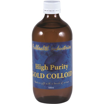 Fulhealth Industries High Purity Gold Colloid