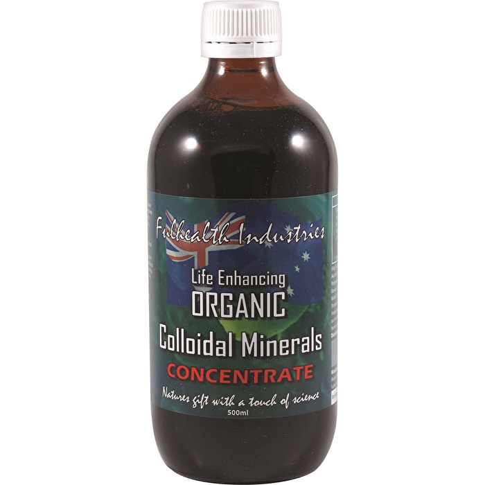 Fulhealth Industries Life Enhancing Organic Colloidal Minerals Concentrate