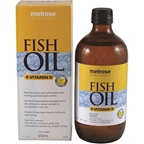 Melrose Fish Oil Plus Vitamin D