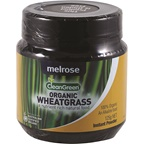 Melrose Organic CleanGreen Wheatgrass Powder