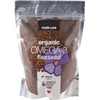 Melrose Organic Omega3 Flaxseed Whole Seeds