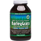 MicrOrganics Green Nutritionals Organic Australian BarleyGrass Powder