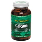MicrOrganics Green Nutritionals Pure Plant-Source Green Calcium