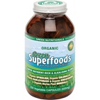 MicrOrganics Green Nutritionals Green Superfoods 600mg
