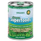 MicrOrganics Green Nutritionals Green Superfoods Powder