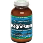 MicrOrganics Green Nutritionals Pure Ocean-Source Marine Magnesium Powder