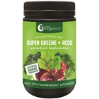 Nutra Organics Super Greens + Reds Powder