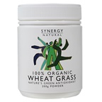 Synergy Natural Organic Wheat Grass Powder