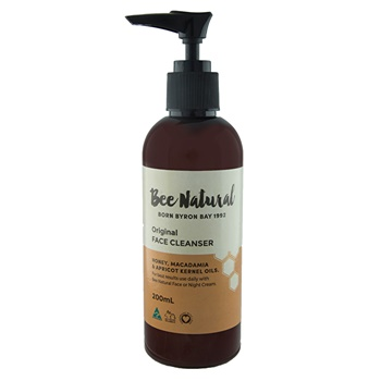 Bee Natural Face Cleanser Original