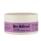 Bee Natural Dry Skin Cream Lavender