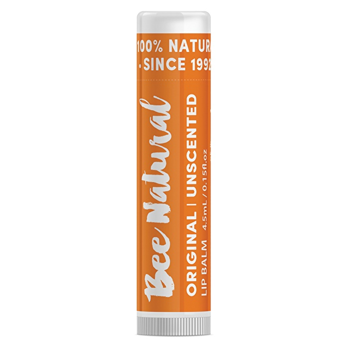 Bee Natural Lip Balm Stick Unscented