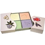 Clover Fields Gift Box Floral Box x (contains: orchid, jasmine, lavender & rose)