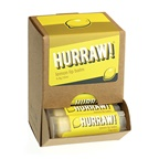Hurraw! Lip Balm Lemon