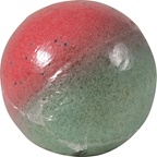 SaltCo Saltco Soakology Magnesium Bath Bomb Juicy Watermelon (single)