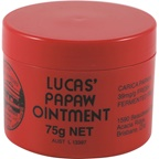 LUCAS PAWPAW REMEDIES Lucas' Pawpaw Remedies Papaw Ointment