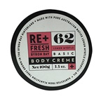 ReFresh Byron Bay Re+Fresh Body Creme (Lemon Myrtle Basic)