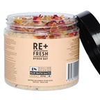 ReFresh Byron Bay Re+Fresh Raw Bath Salts (Healing Relaxing with Murray River Salts, Wattle & Wild Lime)