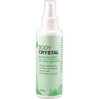 Body Crystal Body Spray Deodorant Botanica Mist