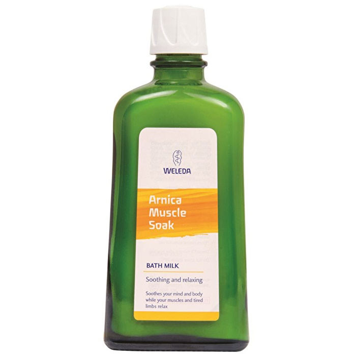 Weleda Bath Milk Arnica Muscle Soak