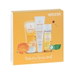 Weleda Baby Care Starter Pack Calendula (3 x Trial Size)