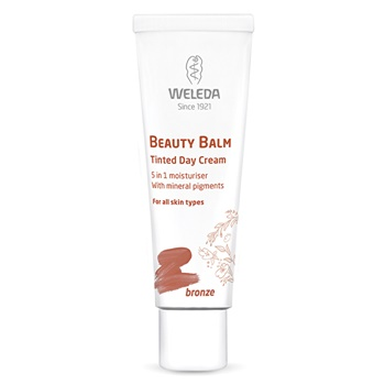 Weleda Beauty Balm Tinted Day Cream (5in1 moisturiser with mineral pigments) Bronze