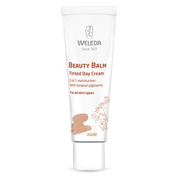Weleda Beauty Balm Tinted Day Cream Nude