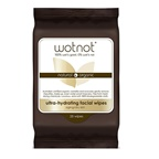 Wotnot Facial Wipes Ultra-Hydrating (Aging/Dry Skin) x 25 Pack