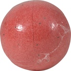 SaltCo Saltco Soakology Magnesium Bath Bomb Strawberry Burst (single)