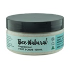 Bee Natural Foot Scrub Peppermint