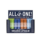 Dr. Bronner's Organic Lip Balm Mixed Display x 48 Lip Balm