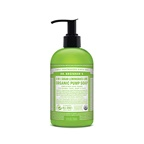 Dr. Bronner's Organic Pump Soap (Sugar 4-in-1) Lemongrass Lime