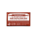 Dr. Bronner's Pure-Castile Bar Soap (Hemp All-One) Eucalyptus