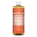 Dr. Bronner's Pure-Castile Soap Liquid (Hemp 18-in-1) Tea Tree