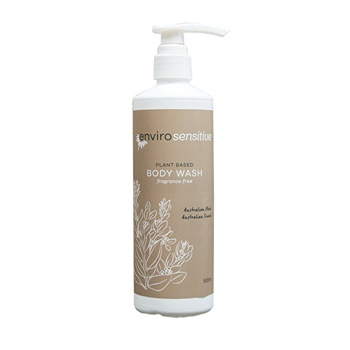 Envirocare EnviroSensitive Plant Based Body Wash Fragrance Free