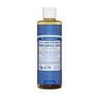 Dr. Bronner's Pure-Castile Soap Liquid Peppermint