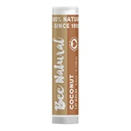 Bee Natural Lip Balm Stick Coconut