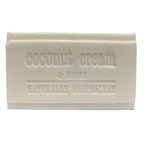 Clover Fields Natures Gifts Coconut Cream & Honey Soap