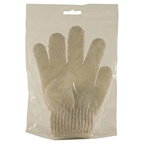 Clover Fields Massage Glove Ivory