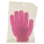 Clover Fields Massage Glove Pink
