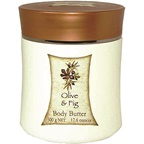 Clover Fields Olive & Fig Body Butter