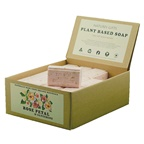 Clover Fields Natures Gifts Rose Petal & Glycerine Soap