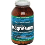 MicrOrganics Green Nutritionals Pure Ocean-Source Marine Magnesium