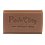 Clover Fields Nature's Gifts Pink Clay with Rosehip & Peony Soap