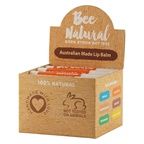 Bee Natural Lip Balm Stick Unscented 4.