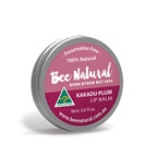 Bee Natural Lip Balm Tin Kakadu Plum