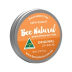 Bee Natural Lip Balm Tin Original
