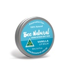 Bee Natural Lip Balm Tin Vanilla